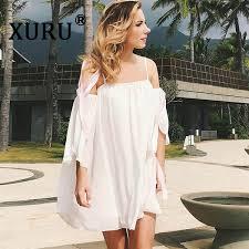 <b>XURU Summer New Women'S</b> Double Layer Chiffon Dress Flying ...