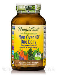 <b>Men Over 40</b>™ <b>One</b> Daily - 90 Tablets