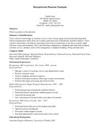 cover letter medical front desk receptionist job description front cover letter hotel front desk receptionist job description for resume medical representative general dutiesmedical front desk