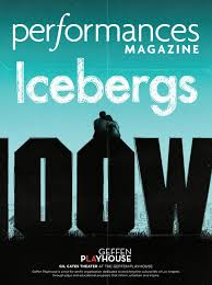 big sky program by geffen playhouse issuu icebergs program