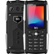 <b>Мобильный телефон BQ Mobile</b> BQ-2449 Hammer Black