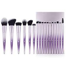 makeup brushes set professional 22 pcs lot eye shadow blending eyeliner eyelash eyebrow brush for tool