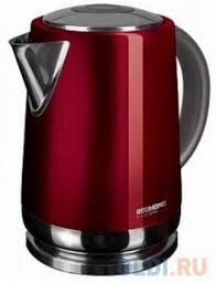 <b>Чайник электрический Redmond RK-M148</b> 1.7л. 2200Вт красный ...