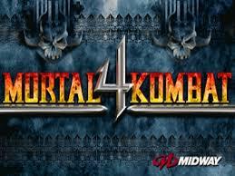Resultado de imagem para mortal kombat  4