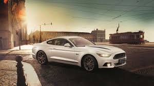 Ford Mustang Is <b>Europe's Best Selling</b> Sports Car