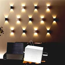 wall light fixtures for modern bedroom home design ideas w led square lamp hall interesting artistic bedroom lighting ideas