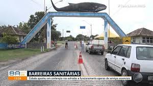 Decreto proíbe acesso a praias de Alcobaça, na BA, como medida de prevenção ao novo coronavírus