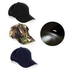 unisex <b>hat</b> adjustable night baseball <b>running sports fishing</b> cap with ...