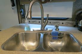Changing A Kitchen Faucet Life Rebooted Replacing Our Kitchen Faucet
