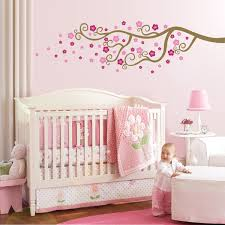 childrens bedroom wall designs creative paint ideas for kids bedroom captivating pink tree wall decal