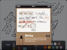 App Of The Day  INKredible   Simply Writing On iPad