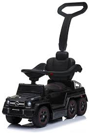 <b>Каталка Mercedes</b>-<b>Benz G63</b> AMG 6x6 - Black - SXZ1838 купить ...