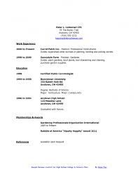 complete resume samples template complete resume samples