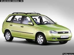 Lada Kalina I Universal, характеристики автомобилей. Automobile ...