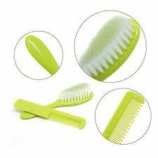 China <b>Premium Quality</b> Baby Hair Brush and Comb Set for ...