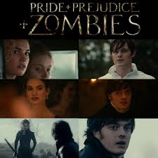 Pride and prejudice and zombies poster के लिए चित्र परिणाम