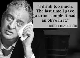 Rodney Dangerfield Famous Quotes. QuotesGram via Relatably.com