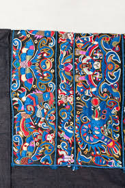 Poxian <b>Style</b> Needlework (Part of a Woman's Top 1) - Museum of ...