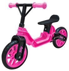 "<b>Беговел RT Hobby bike</b> Magestic 10"" розово-черный — купить ..."