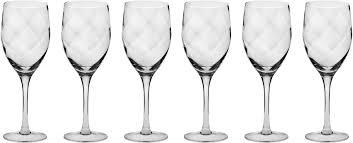 """<b>Набор бокалов</b> для белого вина Krosno """"Романтика"""" <b>270мл</b>, 6 шт ..."""