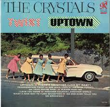 The <b>Crystals</b> - <b>Twist Uptown</b> (1962, Vinyl) | Discogs