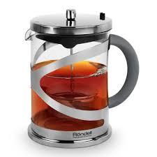 <b>Чайник заварочный 1</b>,0 <b>л</b> Crystal Grey Rondell RDS-1061