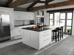 in style kitchen cabinets: contemporary shaker style kitchen cabinets min