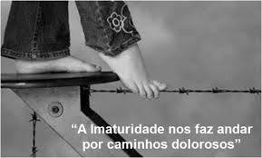 Image result for imaturidade