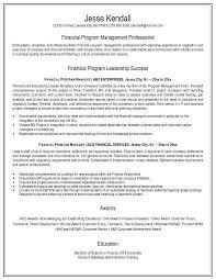 senior financial executive resume  financial manager resume         Assistant Finance Manager Resume