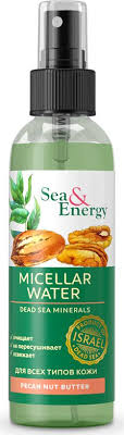 Sea&Energy Мицеллярная вода, мягкое <b>очищающее средство</b> ...
