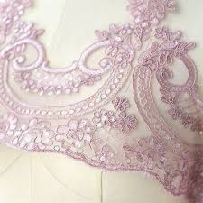 <b>24CM*1 Yard Delicate Embroidered</b> Flower Sequin Lace trim ...