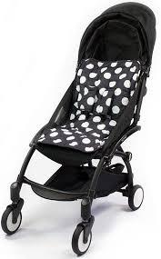 <b>Матрасик Choopie</b> (<b>Чупай</b>) для коляски с чехлами на ремни ...