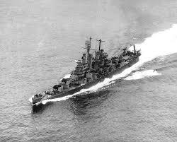 USS Vincennes (CL-64)