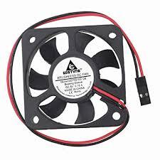 5 pcs gdstime dc 5v 70mm 70x70x15mm 7015s 2 pin silent brushless pc computer cooling fan