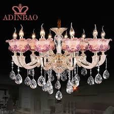 Lampadario Murano Rosa : Acquista allu ingrosso viola lampadario in vetro da