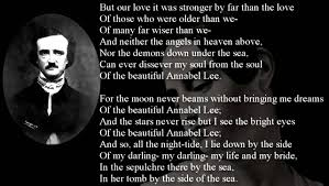 poem annabel lee by edgar allan poe sound poem annabel lee by edgar allan poe sound