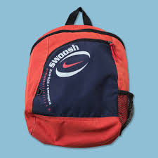 <b>Vintage</b> Nike <b>Small Backpack</b> – Double Double <b>Vintage</b>
