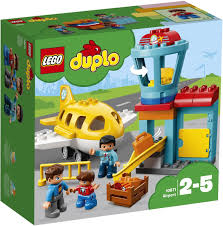 <b>Конструктор LEGO DUPLO</b> Town 10871 Аэропорт — купить в ...