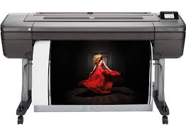 <b>HP DesignJet Z9</b>+<b>dr</b> 44-in PostScript Printer with V-Trimmer - HP ...