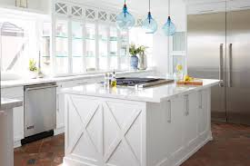 art glass lighting fixtures kitchen beach style with white countertop modern beach art glass lighting fixtures