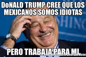 Resurge entrevista de Donald Trump hablando de Carlos Slim | La ... via Relatably.com