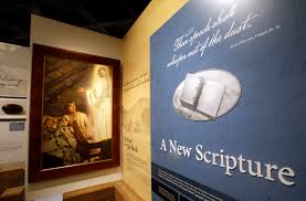 mormons acknowledge early polygamy days at renovated history an exhibit at the mormon church history museum is shown on tuesday sept 29