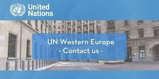 <b>Contact</b> us - <b>United Nations</b> Regional Information Centre