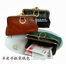 100% <b>genuine</b> leather lady <b>wallet wholesale</b>, korea style classics ...