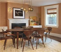 larger casual contemporary dining room by rachel reider casual dining room lighting