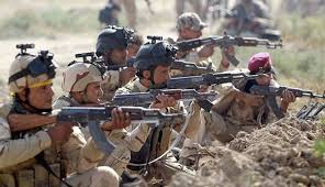 Image result for ارتش عراق غرب رمادی
