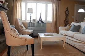 chic living room dcor: pastel color scheme living room with modern and shabby chic furniture light brown laminate hardwood