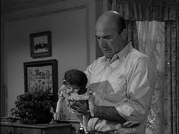 Image result for living doll twilight zone