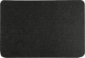 <b>Коврик придверный Beaulieu Sochi</b>, цвет: черный, 50 х 80 см ...
