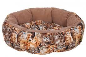 <b>Pride</b> лежанка-<b>ватрушка Мартовские</b> коты, 45 х 45 х 12 см ...
